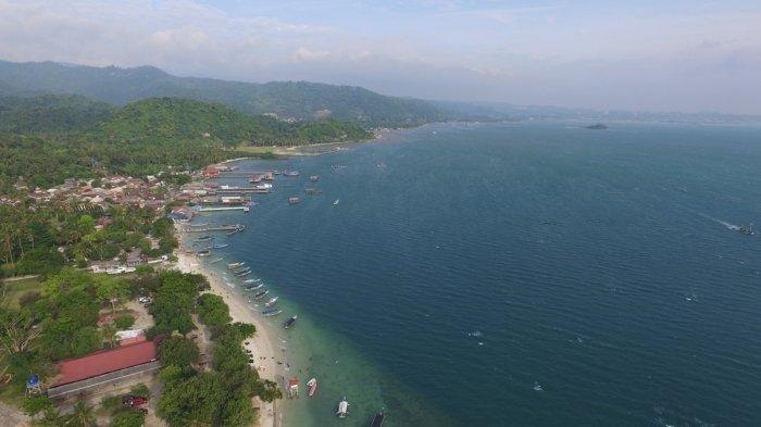 Lokasi Wisata Pantai Mutun Pesawaran Ditutup Pada Puncak Libur Akhir Tahun 2020