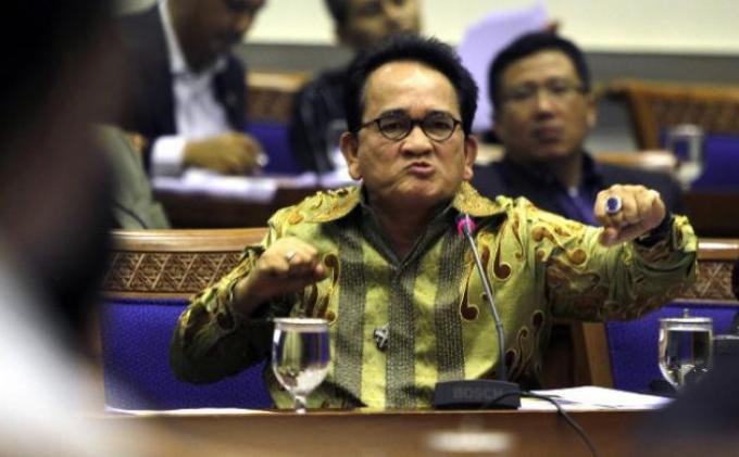 Demokrat Kenapa Lagi, Ruhut Sitompul Kok Sampai Ngomong Begini, AHY Didesak Minta Maaf ke Jokowi