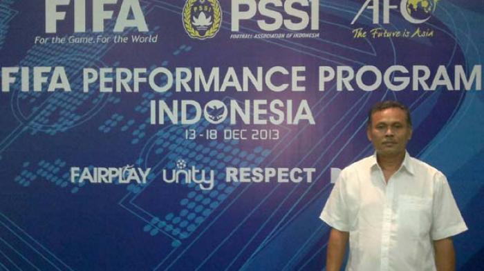 Inilah Keprihatinan Bujang Nasril Mantan Pemain Timnas Indonesia Untuk Sepakbola Jambi Semasa Hidup