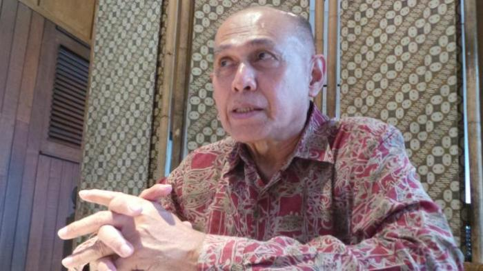 Sosok Sebenarnya Kivlan Zen Sempat Jadi Pengganti Prabowo Subianto, Pernah Deklarasi jadi Capres