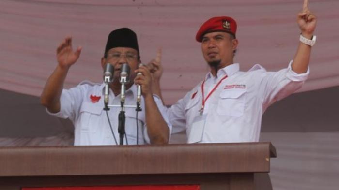 Ahmad Dhani Sebut Masuknya Prabowo ke Pemerintahan Jokowi Buktikan Pilpres 2019 Tidak Curang