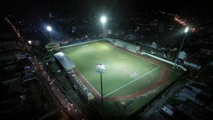 Bangga Pada Stadion Karya Bhakti Kuala Tungkal