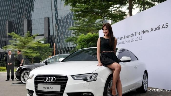 Audi Melaju Kalahkan Mercedes