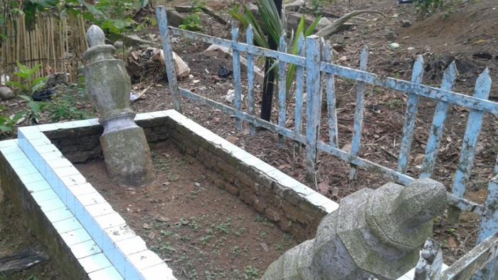 Sempat Diambil, Nisan Pangeran Prabu Kembali Lagi ke Makam
