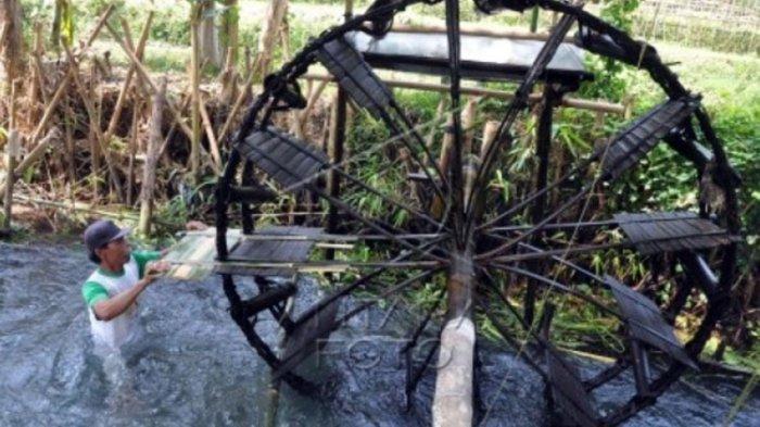 Warisan Kincir Air Disingkirkan Teknologi Modern Halaman All Tribun Jambi