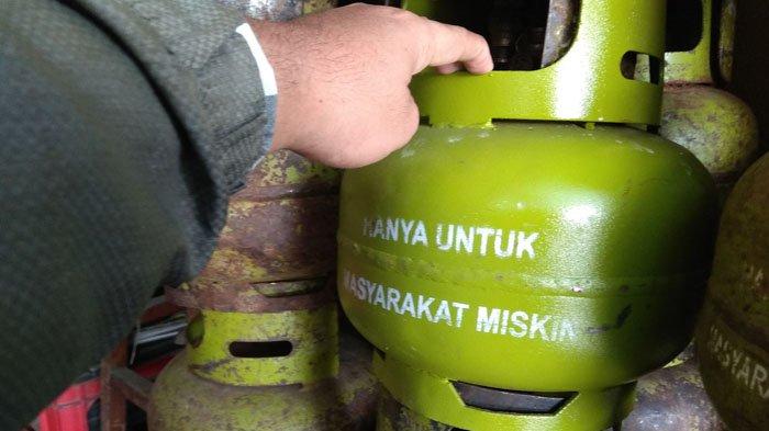 Harga Gas Elpiji 3 Kg di Sungaipenuh Melambung