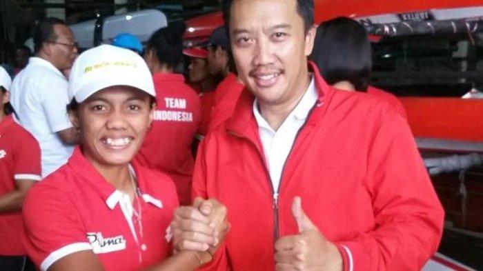 Atlet Dayung Jambi Riska Andriyani Persembahkan Medali di Asian Games 2018