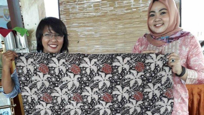 Sebanyak 40 Motif Batik Dipatenkan Jadi Milik Kota Jambi