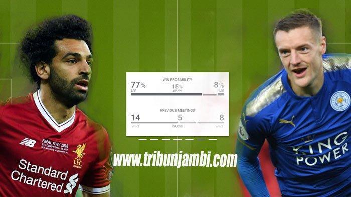 LINK Nonton Streaming Leicester City vs Liverpool, Sesaat Lagi Tanding & Live Bersama di Mola TV