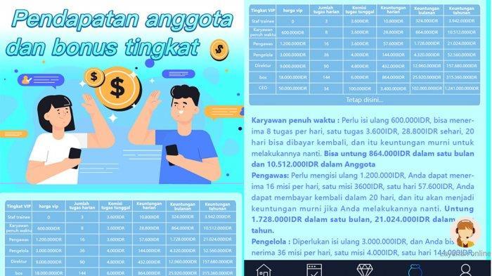 OJK Jambi Angkat Bicara Ungkap Modus  hingga Cara Aman Terhindar dari Investasi Bodong Serupa SR