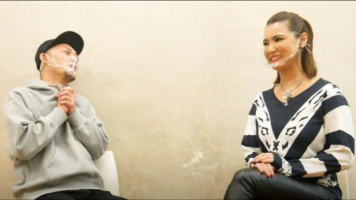 Daisuke Botak mewawancara Miyabi