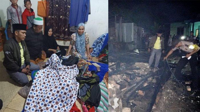 Balita Terbakar di Dalam Toko, Kebakaran di Sarolangun Jambi Tewaskan Satu Keluarga