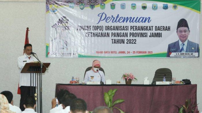 Penjabat Gubernur Jambi Buka Forum OPD untuk Ketahanan Pangan - 20210225_amir-hasbi_ketahanan-pangan.jpg