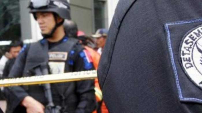 Terduga Teroris Ditangkap di Kuranji dan Gunung Pangilun Kota Padang Sumatera Barat