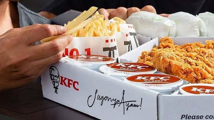 Promo KFC Hari Ini 21 April 2021 Kombo Ramadan Rp13Ribuan KFC CRAZY DEALS MALL! Rp59.091 Aja