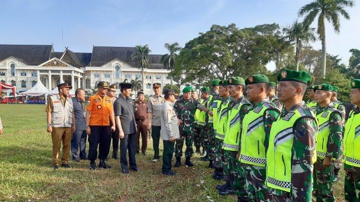 Siaga Banjir dan Longsor Pemprov Jambi Siapkan 1.000 Personel