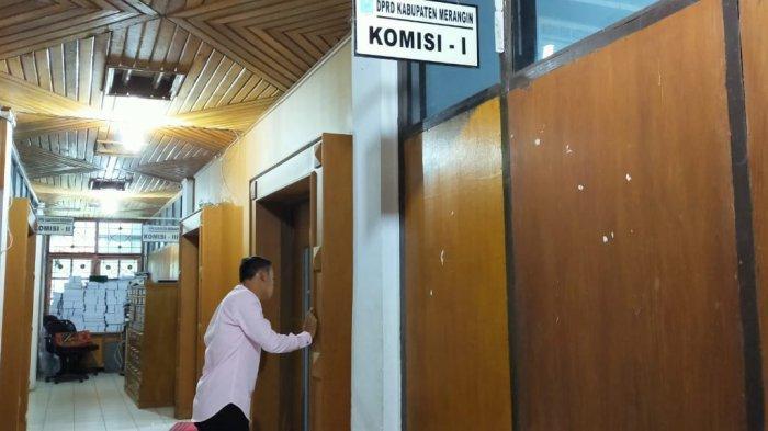 DPRD Merangin Gelar Hearing Soal Pelantikan Tengah Malam Tertutup, Ada Apa?