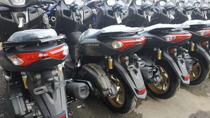 Tampilan Yamaha All New NMAX, Netizen Sebut Knalpot & Lampu Belakang Kurang Cocok