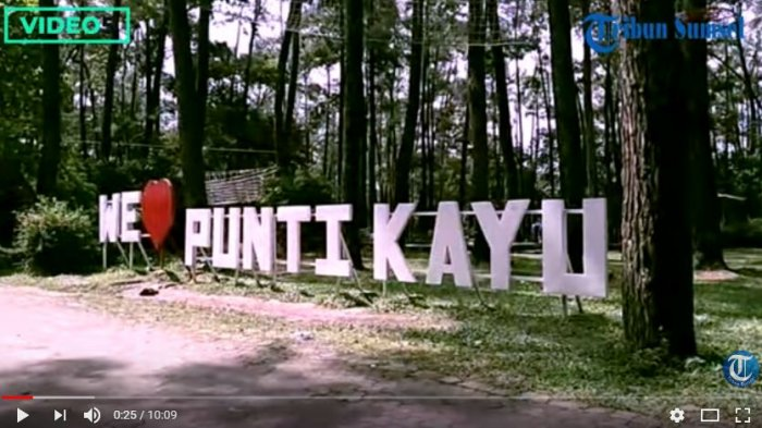 Video - 5 Destinasi Wisata Alam di Kota Palembang, Sudah Pernah Berkunjung?