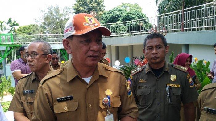 Gubernur Jambi Setujui Gentala Arasy dan Tugu Juang Dikelola Pemkot Jambi