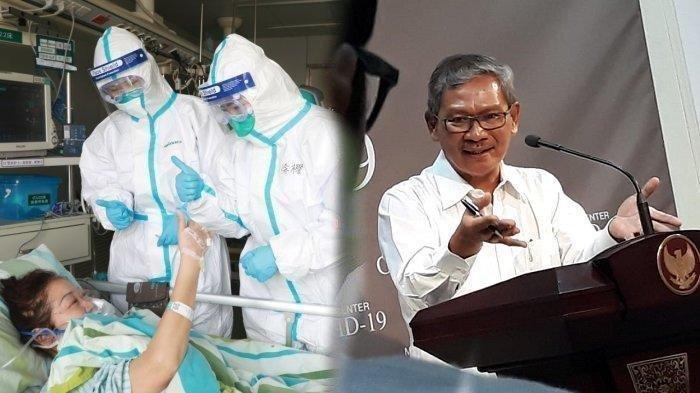 Penduduk di Indonesia Yang Tertular Covid-19 Sudah 75.699 Kasus, 35.638 Pasien Tak Terinfeksi Lagi