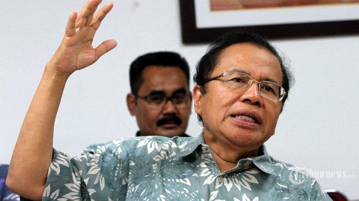 CS Kental Prabowo, Rizal Ramli Puji 5 dari 7 Presiden RI yang Dianggap Rela Berkorban, Jokowi Masuk?