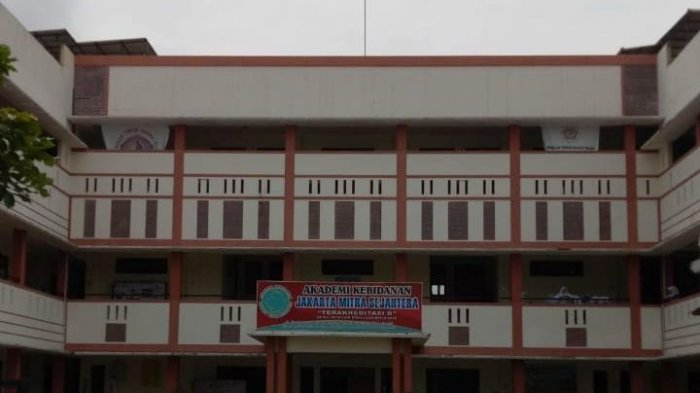 Gedung STAI Ahsanta Jambi.
