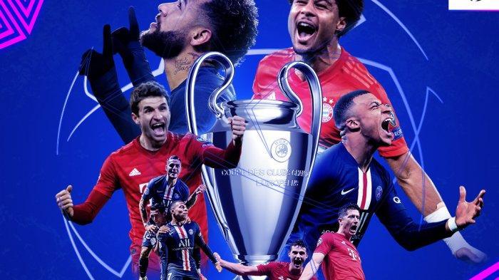 Link Streaming PSG vs Munchen Live SCTV & TV Online Vidio Perempat Final Liga Champions Malam Ini