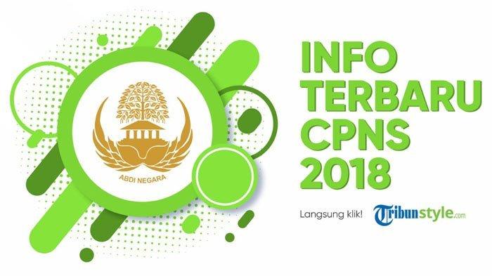 Inilah 5 Sesi Tes Seleksi Kompetensi Dasar CPNS 2018, Catat Peserta Wajib Hadir 1 Jam Sebelumnya