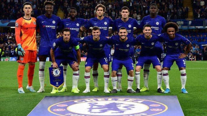 HASIL LIGA CHAMPIONS - Drama Laga Chelsea Vs Ajax, The Blues Dipaksa Bermain Imbang 4-4