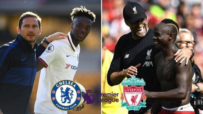 Jelang Chelsea vs Liverpool - Statistik Kedua Tim hingga Klasemen Sementara Liga Inggris 2019-2020