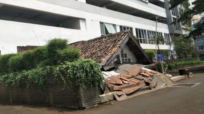 Cerita Rumah Reyot Dihargai Rp 3 Miliar dan 1 Apartemen, Ini Alasan Pemilik Bergeming