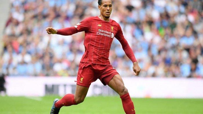 Jelang Chelsea Vs Liverpool, Virgil van Dijk Singgung Kekalahan dari Napoli