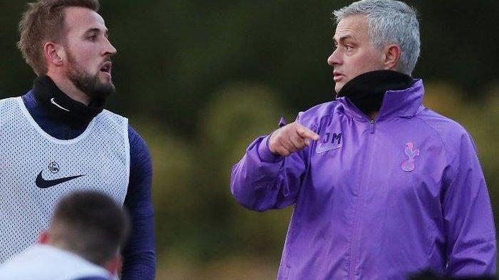 Jose Mourinho Larang Harry Kane Dijual Tottenham Hotspur pada Bursa Transfer 2020, Alasannya?