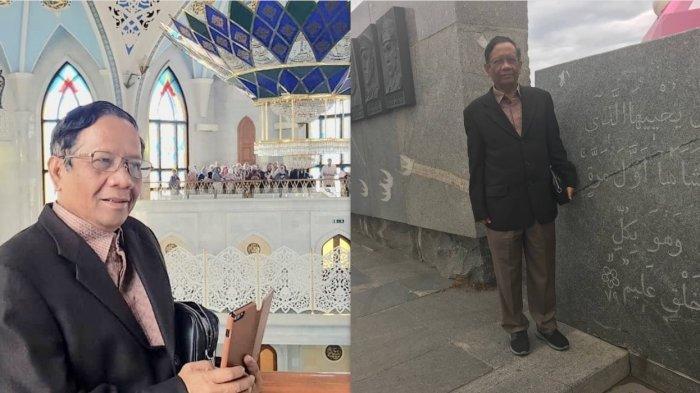 Menguak Cerita Mahfud MD Dibalik Penunjukan Prabowo Jadi Menteri Pertahanan