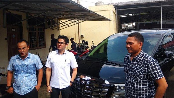 Toyota Alphard yang Hilang di Parkiran RSUD Raden Mattaher Ketemu, Dua Orang Mengaku Pemilik