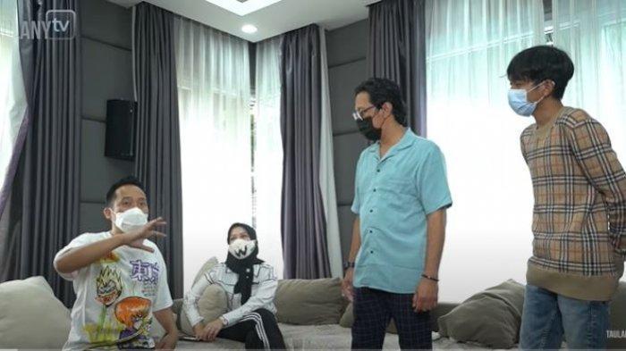 Segini Uang Belanja Istri Denny Cagur Tiap Bulan, Diungkap pada Andre Taulany dan Dede Sunandar