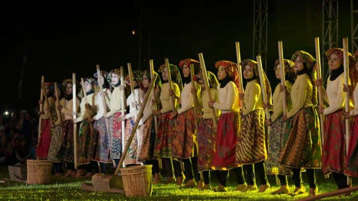 WIKIJAMBI Pesona Lesung Senaung, Hadirkan Suara Kerinduan di Muarojambi