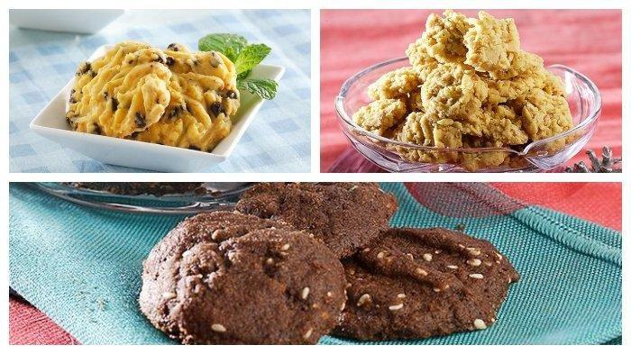 Resep Kue Kering untuk Lengkapi Natal - Semprit Spikuk, Mixfriut Jahe, Jeruk Keping Cokelat