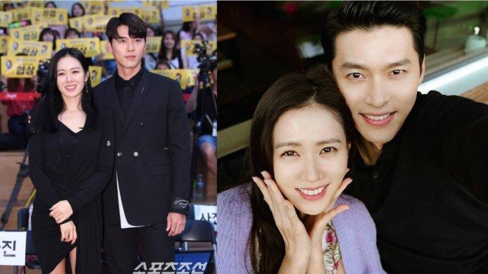 Pemain Drama Crash Landing on You Hyun Bin dan Son Ye Jin Pacaran, Unggah Foto Ini Saat Ketahuan