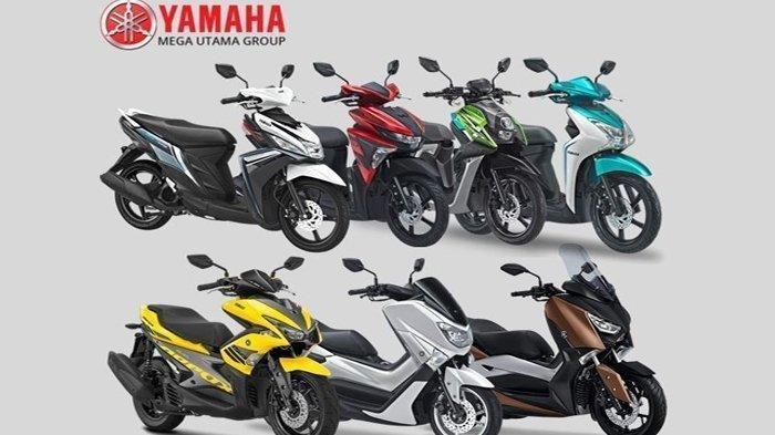 Daftar Harga Motor Baru Matic Yamaha Jambi - Mio, Lexi, Fino, Freego, NMAX, Aerox, X-MAX