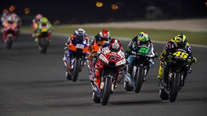 SEDANG TAYANG! MotoGP Ceko 2020 Sirkuit Brno, Zarco Start Depan Diikuti Quartararo dan Morbidelli