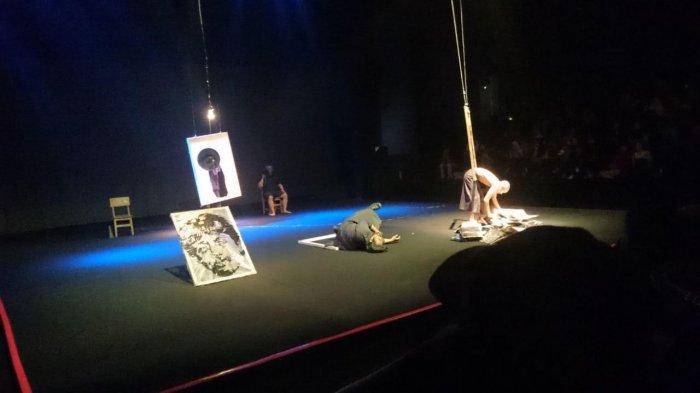 Black Out Munir, Hikayat Kematian Munir yang Dipentaskan Teater Payung Hitam