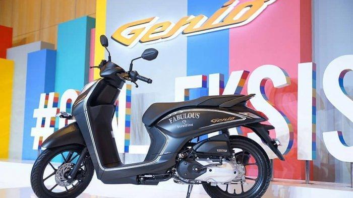 Honda Genio Hadir di Jambi dengan 11 Warna, Simak Harga dan Spesifikasinya