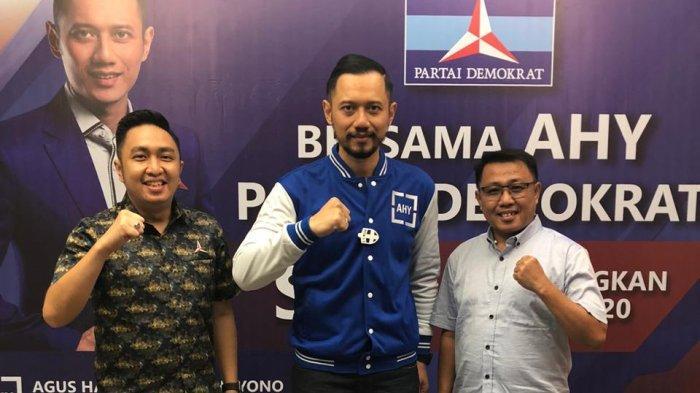 Sah! Fikar Azami-Yos Adrino Didukung Partai Demokrat