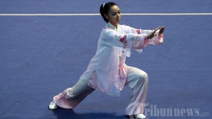 Atlet Wushu Cantik Lindswell Kwok Pertahankan Juara Dunia, Tradisi Emas