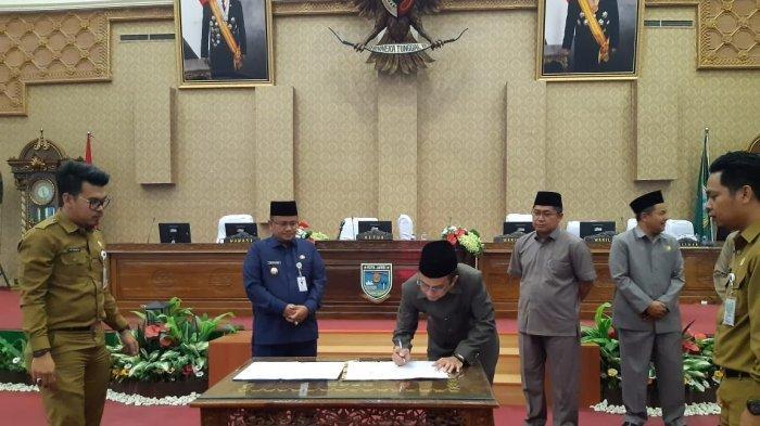 Fasha Sindir Fraksi PKB Soal Pengesahan APBD-P 2019 Kota Jambi