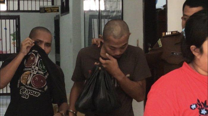 Pasutri Spesialis Pencuri Motor Ditangkap Saat Beraksi di Masjid Muarojambi