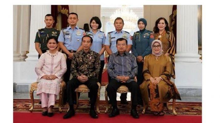 Pengakuan Jujur Sandhyca Putrie, Ajudan Cantik Iriana Jokowi Soal Perlakuan Ibu Negara yang Buat Ia