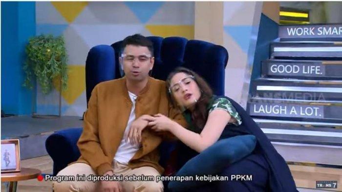 Bukannya Jaga Kandungan, Nagita Slavina Bikin Raffi Ahmad Emosi Gegara Mau Lakukan Ini: Aneh Banget!
